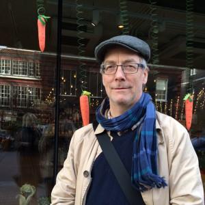 Anders Suneson Förlagschef, illustratör