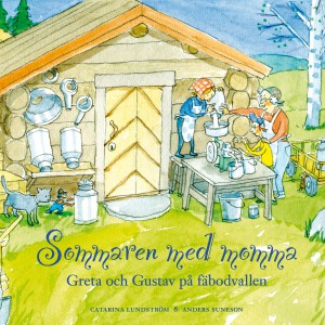 Sommaren med momma. Greta och Gustav på fäbodvallen ISBN 978-91-978675-1-1 Pris: 50 kr + frakt 50 kr