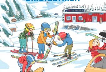 En dag i Skidfabriken ISBN xxxxxxxxx Pris: 150 kr + frakt 50 kr